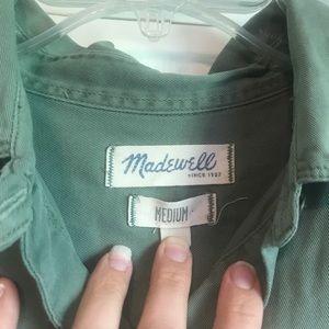 Madewell Tops - Madewell Tomboy Workshirt